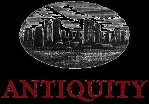 Antiquity web logo
